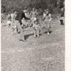 Σχολική εκδρομή. Φωτογραφία από το αρχείο του Α. Φαράντου
