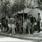 Διάλειμμα σε σχολείο 1973 (Αλεξανδρούπολη)